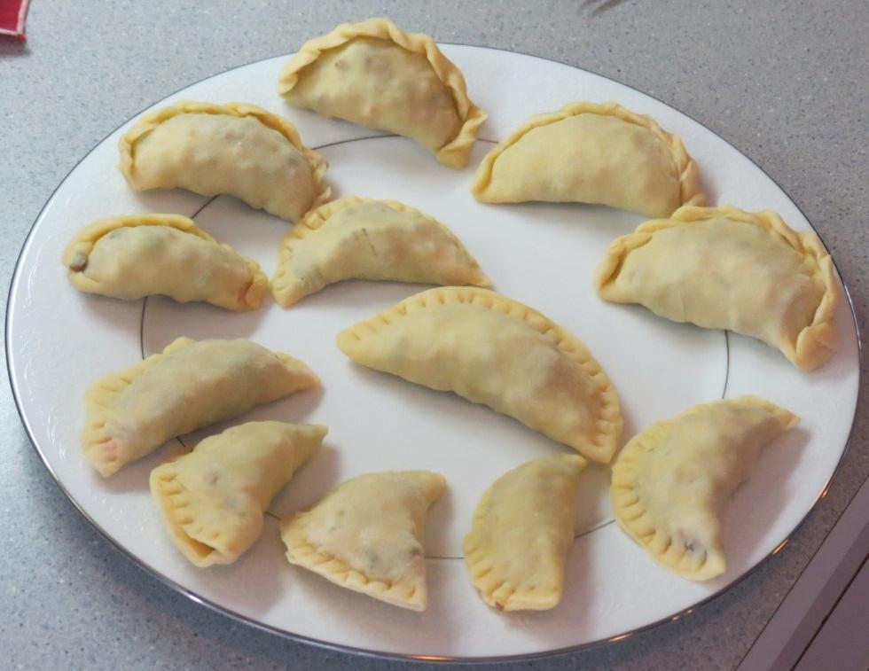For Baked Empanadas