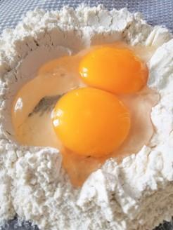 Duck Egg Pasta